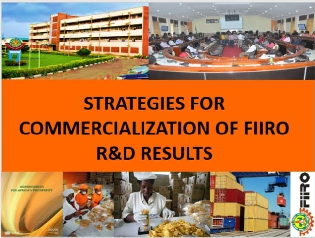 strategies_for_commercialization_of_fiiro_r_d_results